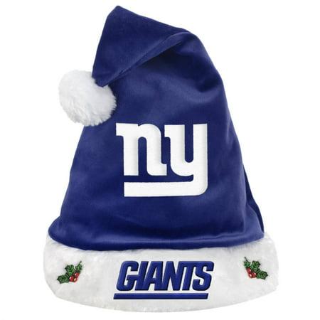 Giants Santa Hats New York Giants Santa Hat