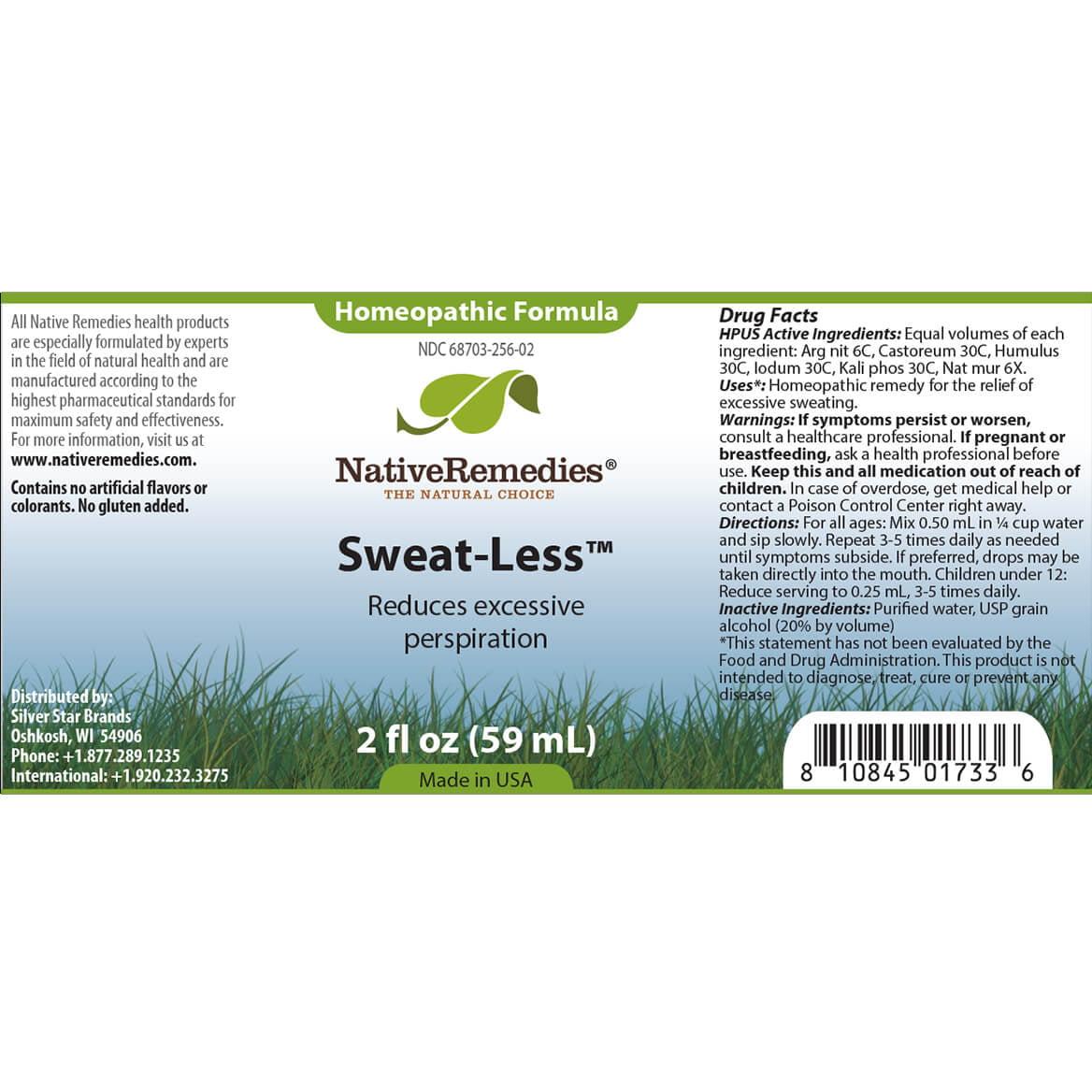 352215 Native RemediesR No Sweat ComboPack