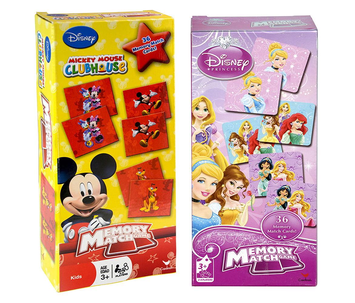 Mozlly Disney Mickey Mouse Clubhouse & Disney Princess ...