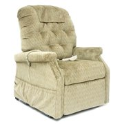 Easy Comfort Lift Chair in Tan