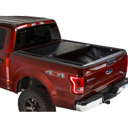 GatorTrax Retractable Electric / Power Tonneau Cover 2014-2018 Chevy Silverado GMC Sierra 5.8 FT Bed w/Wide Rails ()