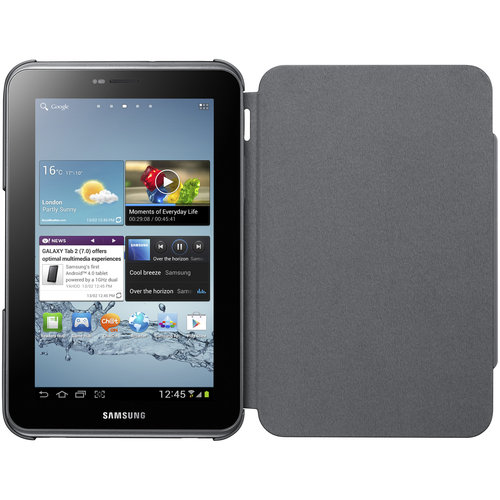 """Book Cover for 7"""" Galaxy Tab"""