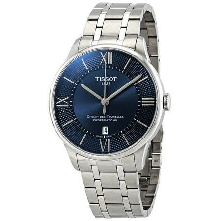 Tissot Chemin Des Tourelles Automatic Blue Dial Men's Watch T099.407.11.048.00