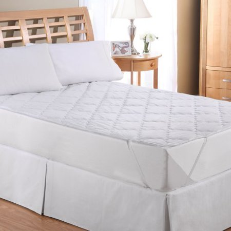 Bedsack Fleece Pillow Bed Mattress Pad Walmart Com