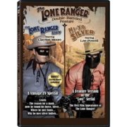 Lone Ranger Double-Barreled Feature: The Lone Ranger Story   Hi-Yo Silver by Legend Films