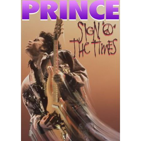 Prince: Sign o the Times (Vudu Digital Video on (Prince Sign O The Times Live 1987)