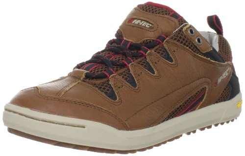 Hi-Tec Men's Sierra Sneaker Fashion Sneaker,Tan Red,7 M US by Hi-Tec