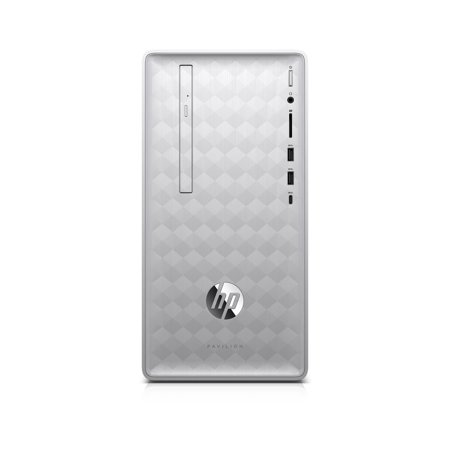10 Computer Graphics (HP Pavilion 590-P0020 Natural Silver Desktop Tower, AMD Ryzen3-2200G Processor, 4GB Memory, 1TB Hard Drive, , AMD UMA Graphics, Keyboard and Mouse, Windows 10,)