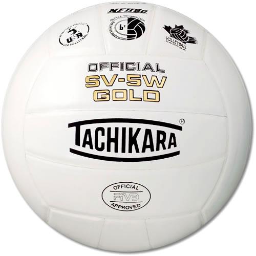 Tachikara SV-5W  Gold Volleyball