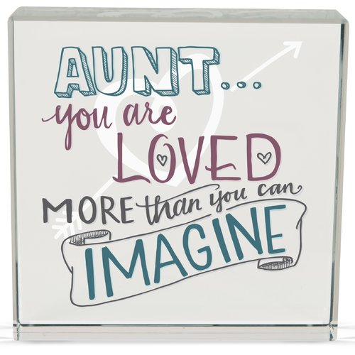 Angelstar Aunt Rachel Anne Textual Art Plaque (Set of 2)