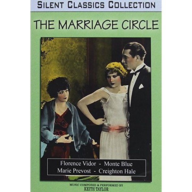 The Marriage Circle (DVD)