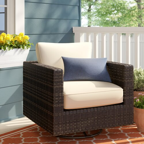 Sol 72 Outdoor Barwick Patio Chair with Cushion