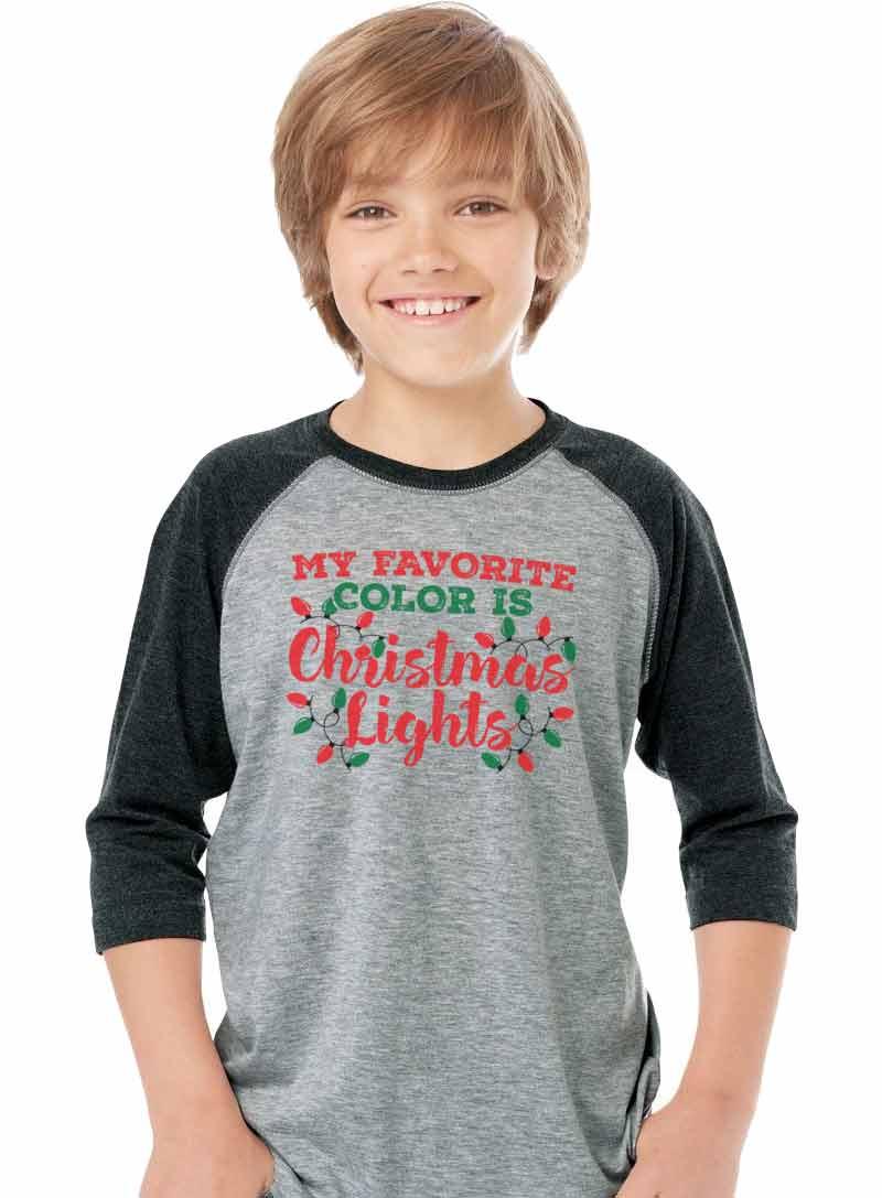 Baseball T-Shirts Toddler Adult Infant Youth Sports is My Favorite Season Raglans
