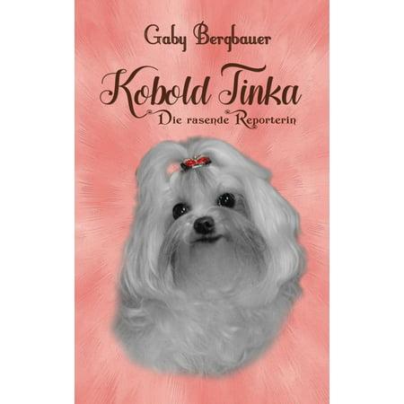 Kobold Tinka - eBook (Kobold Halloween)