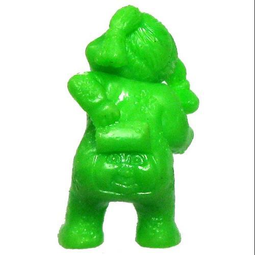 "Garbage Pail Kids MiniKins Series 2 Trap Dora 1"" 1:4 Minifigure #24 [Green]"