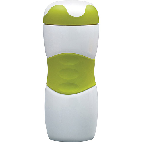 Stansport 14-oz Double Wall Bottle, Green