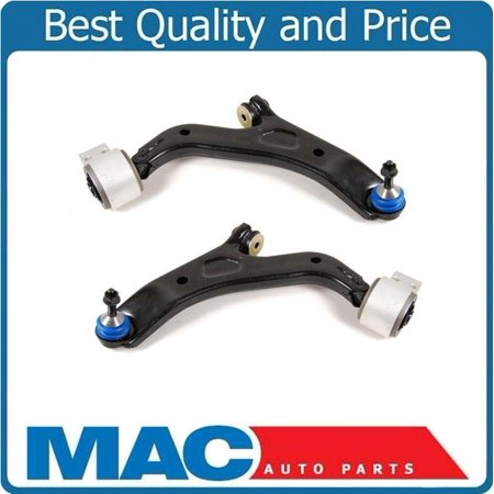 (2) Lower Control Arm With Bushings & Ball Joint For 10-17 Ford Taurus Flex 24 Control Arm Bushing