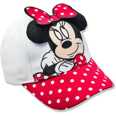 67076fc6501 Minnie Mouse - Licensed Girls Hats - Walmart.com