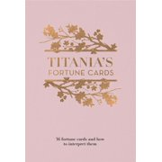 Titania's Fortune Cards : 36 Fortune Cards and How to Interpret Them (Hardcover)
