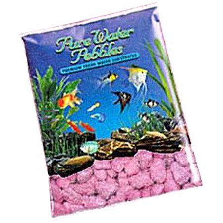 Worldwide Imports Aww70075 Color Gravel 5-Pound Primrose Pink (Pack of (Pink Imported)