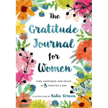 The Gratitude Journal for Women (Paperback)