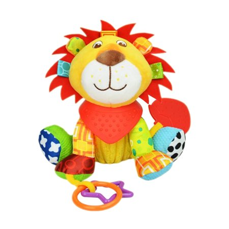 Sozzy Plush Baby Animals Multi Sensory Activity Toy for Babies and Toddlers](Baby Seahorse For Sale)