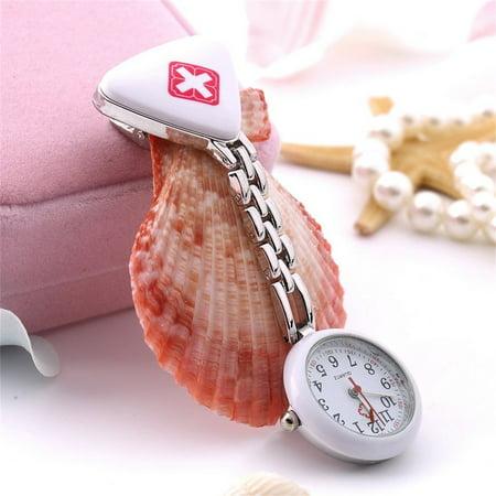Medical Nurse Quartz Watches Nurse Doctor Watch Hanging Medical Pocket Watch - image 3 de 8