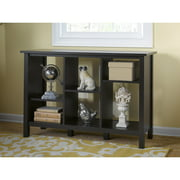 Bush Furniture Broadview 6 Cube Storage Bookcase in Espresso Oak
