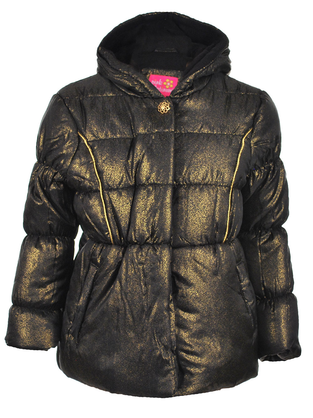 Pink Platinum Baby Girls' Insulated Jacket