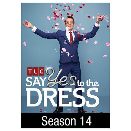 Say Yes To The Dress I M A Firm Believer In Signs Season