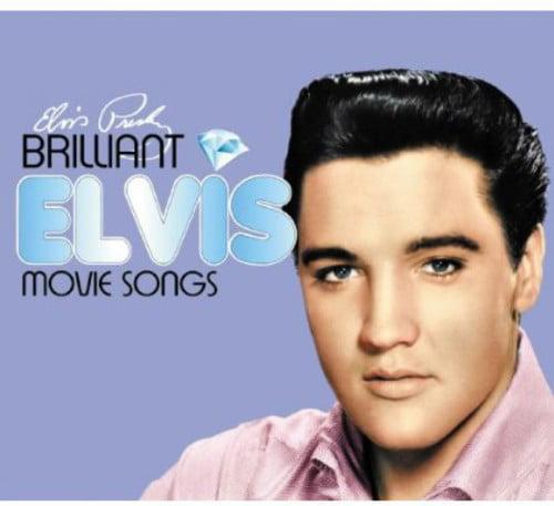 Elvis Presley - Brilliant Elvis: Movis Songs [CD]