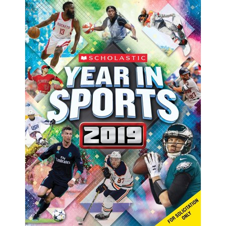 Scholastic Year in Sports 2019 (Paperback)