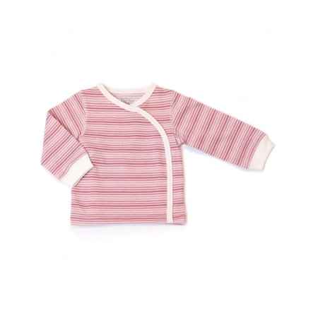 Long Sleeve Kimono Wrap Cardigan Top (Baby Girls)