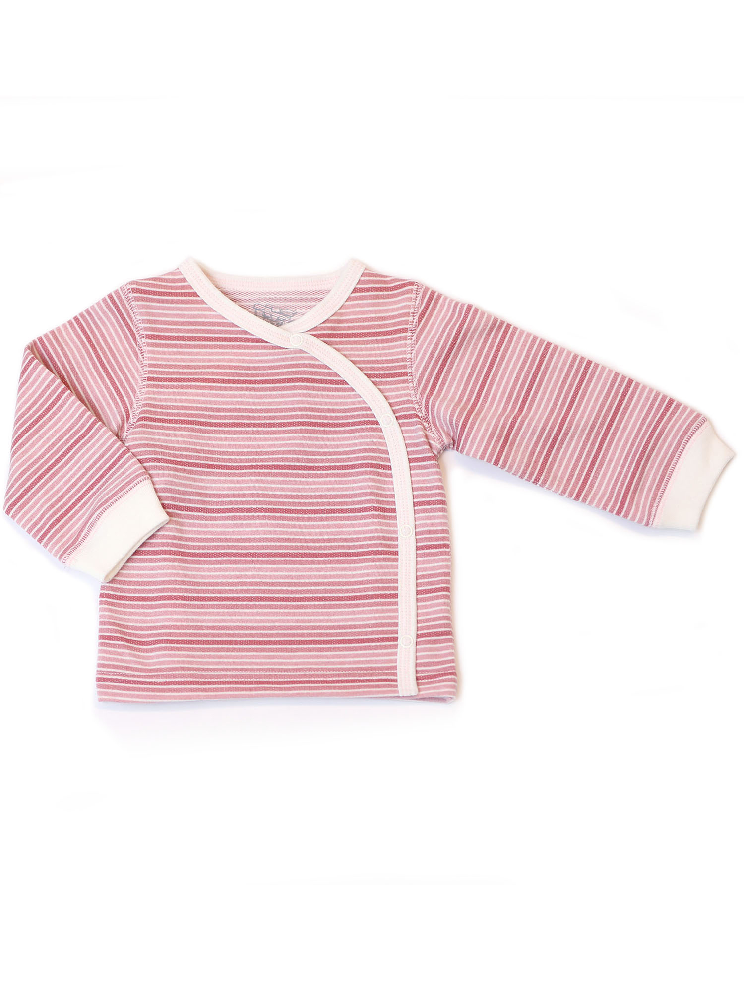 Kapital K Long Sleeve Kimono Wrap Cardigan Top (Baby Girls)
