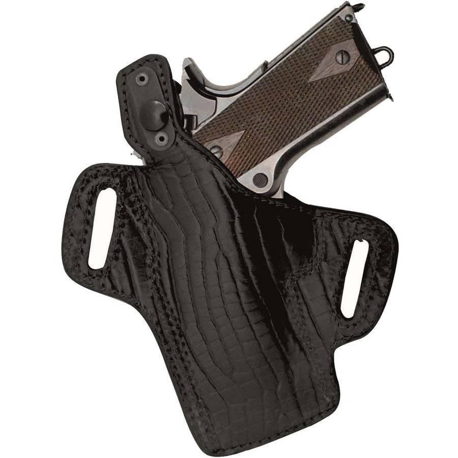 "Tagua Premium Thumb Break Belt Holster, Colt 1911, 4"""