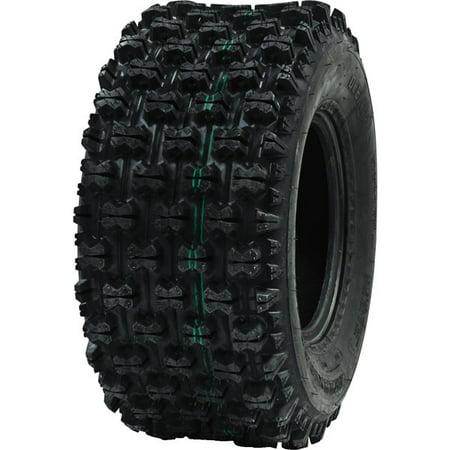 Ocelot GNCC Holeshot Sport ATV Rear Tire RAZR Style 4-Ply Tread 20x10-9 P357