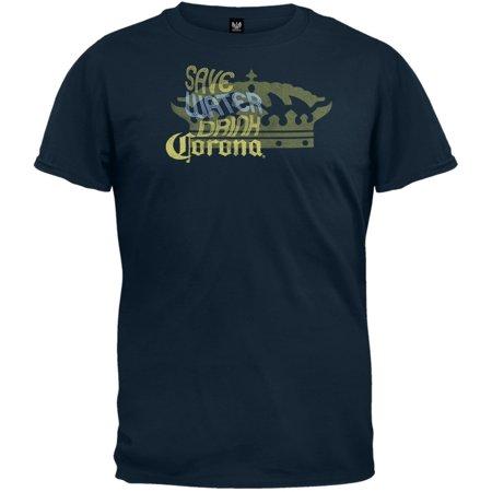 Corona   Save The Water T Shirt