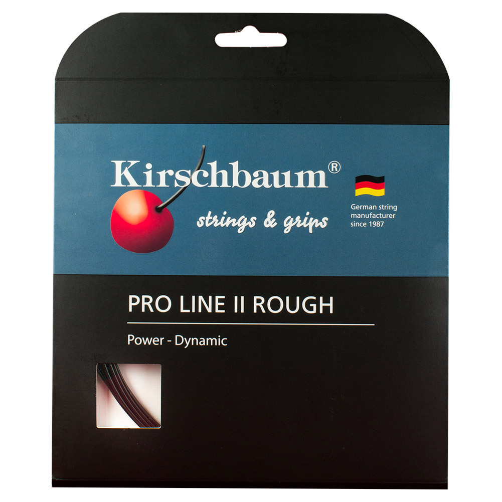 Pro Line II Rough Tennis String by KIRSCHBAUM