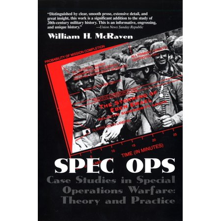 Spec Ops : Case Studies in Special Operations Warfare: Theory and