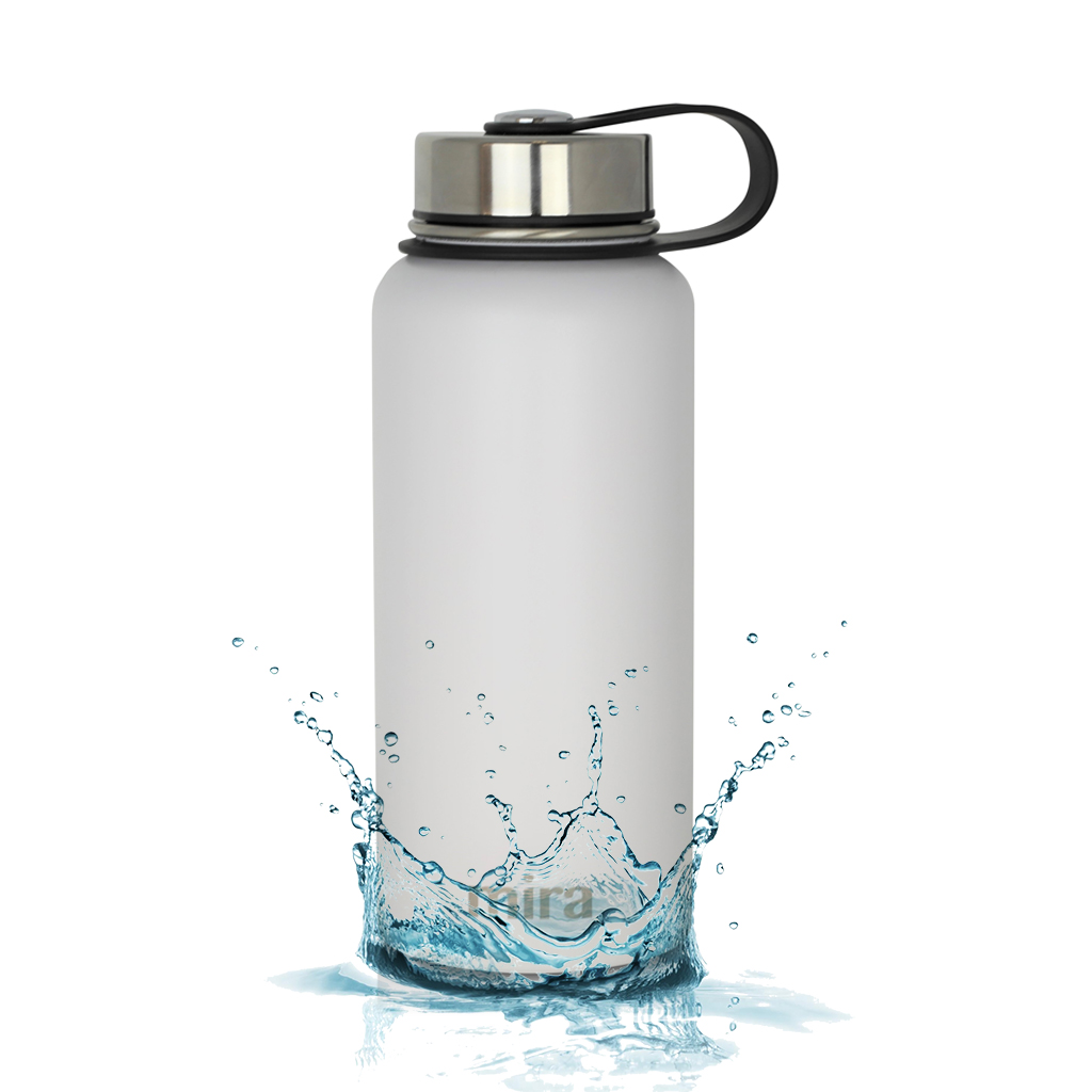 Mira 32 Oz Stainless Steel Vacuum Insulated Wide Mouth