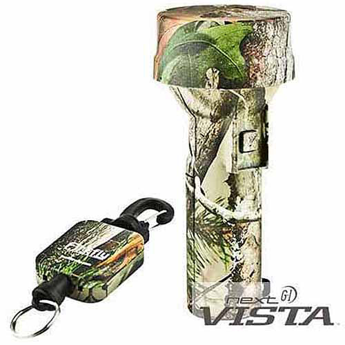 Firefly Next Camo Vista Lanyard Pack Wind Detector