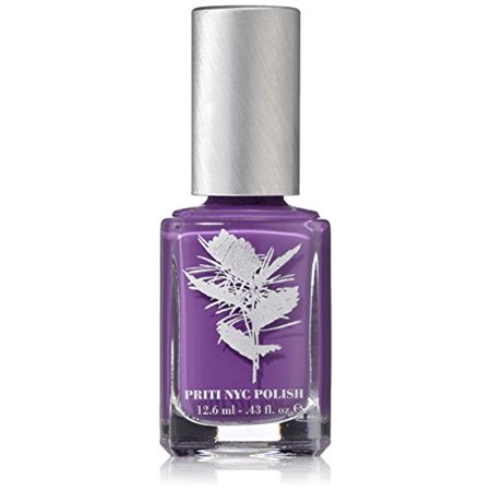 Nail Polish #377 Climbing Blueberry by Priti - Chip From Beauty And The Beast Costume