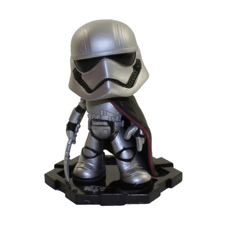 Funko Mystery Minis Vinyl Bobble Figure - Star Wars Episode 8: The Last Jedi - CAPTAIN PHASMA (3 in)