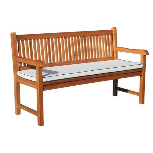 Chic Teak Elzas Indoor Outdoor Bench Cushion by