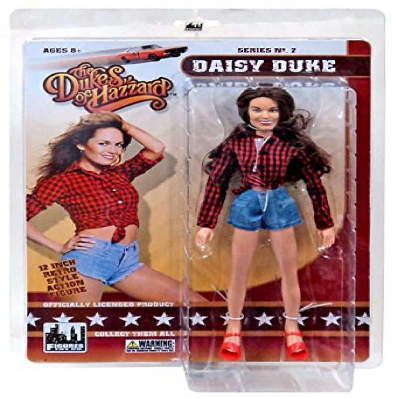 "The Dukes of Hazzard Series 2 Daisy Duke 12"" Action Figure [12""]"