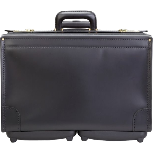 Korchmar C1084 18 Classics Mobile Maximizer Wheeled Catalog Case - Black