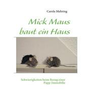 Mick Maus Baut Ein Haus