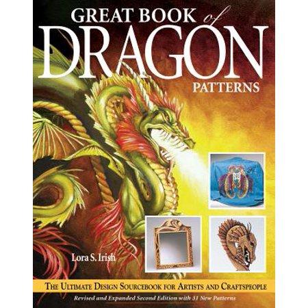 Great Book of Dragon Patterns (Dragon Pattern)
