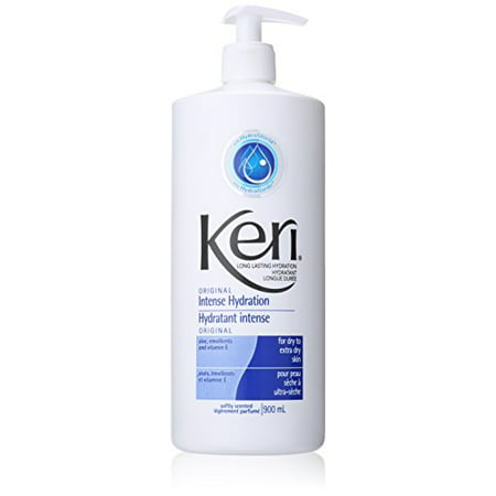 Keri Lotion Original Intense Hydration Softly Scented 900 Ml. (Pack of 2) ()