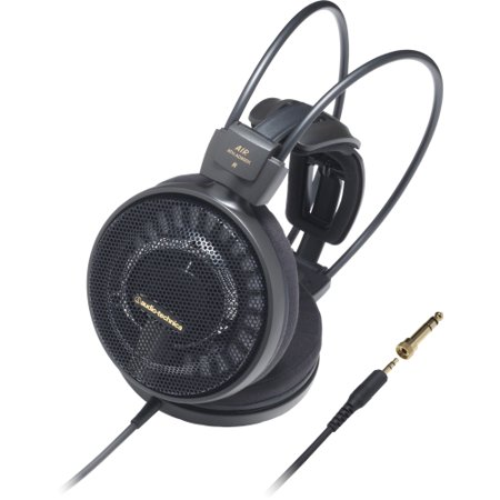 Audio-Technica ATH-AD900X Audio-Technica ATH-AD900X Audiophile Open-Air Headphones - Stereo - Mini-phone - Wired - 38 Ohm - 5 Hz 35 kHz - Gold Plated - Over-the-head - Binaural - Circumaural - 9.84 ft